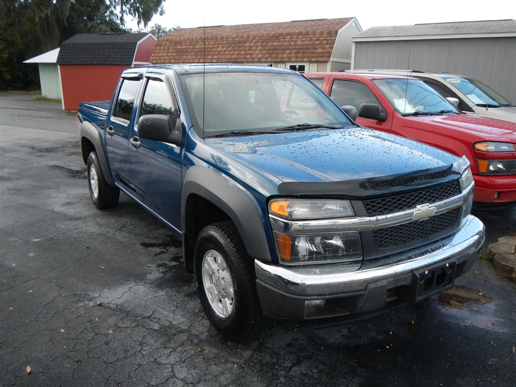 ray 39 s used cars inc buy here pay here 2005 chevrolet colorado pictures dade city fl. Black Bedroom Furniture Sets. Home Design Ideas